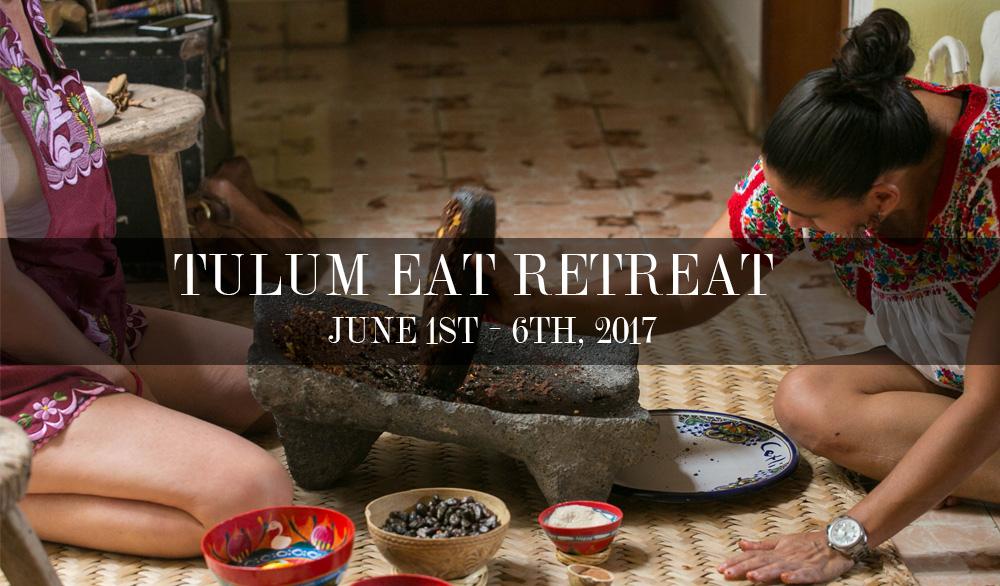 JUNE EAT RETREAT